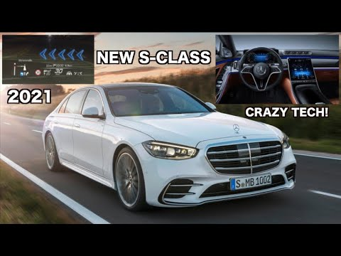 (New) New 2021 mercedes s class review - the most advanced sedan ever!