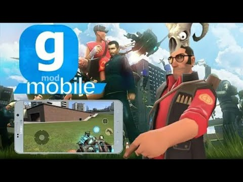 (New) Garrys mod mobile | gmod mobile   gmod android | showcase | sky | by gruesome games(dmod)
