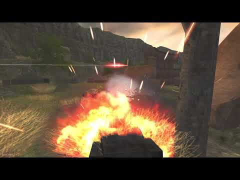 (New) Normandy tank invasion [1080p60fps]