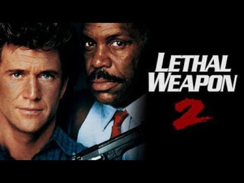(New) Máquina mortífera 2 (lethal weapon 2) - trailer 1, ing.