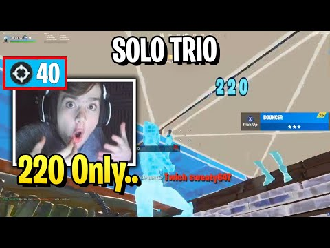 (VFHD Online) Reet almost world record 40 kills in solo trio arena and this happened..
