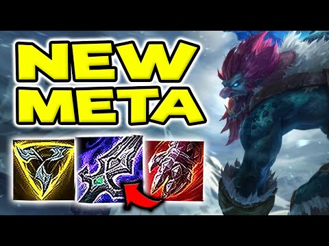 (New) Trundle top is now unstoppable (new meta pick) - s11 trundle top gameplay! (season 11 trundle guide)