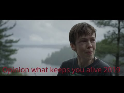 (New) Critica review reseña y opinion de la pelicula lo que te mantiene viva, what keeps you alive 2019
