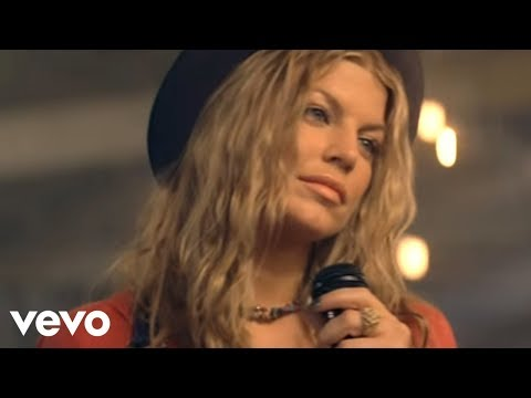 (HD) Fergie - big girls dont cry (personal) (extended version)