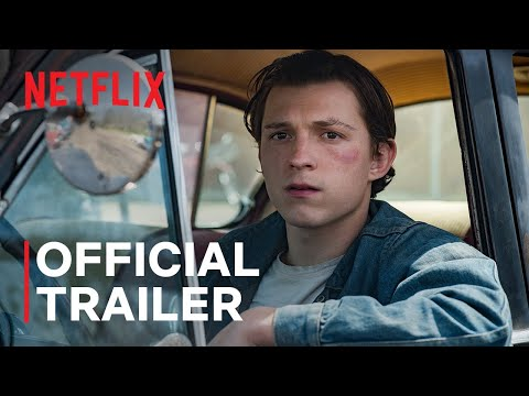 (HD) The devil all the time starring tom holland e robert pattinson | official trailer | netflix