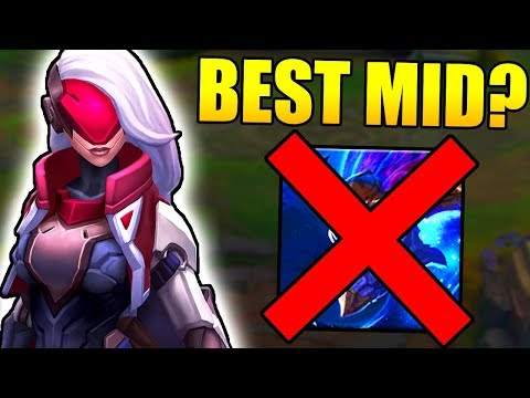 (New) Rank 1 challenger katarina shows you how to beat the best mid laner right now | katevolved