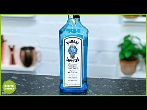(New) Bombay sapphire gin review and tonic pairing