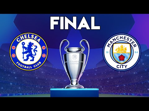 (New) Uefa champions league final 2021 - chelsea vs manchester city gameplay