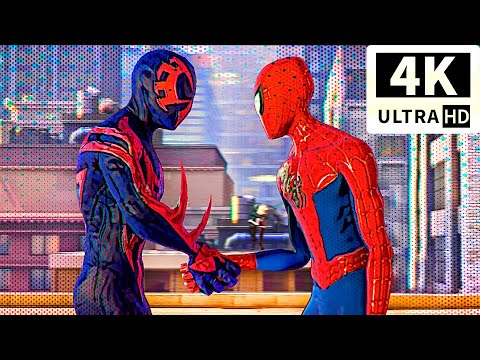 (New) Spider-man: into the spider-verse 2  2022 teaser trailer animated clips (mondays ft.lucy)spider-gwen