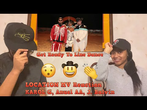 (New) Karol g, anuel aa, j. balvin - location mv reaction || are you ready for a latin-country jam?