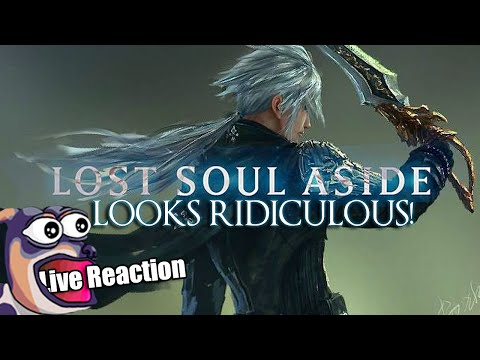 (New) Hard to believe this game is even real! - lost soul aside gameplay live reaction