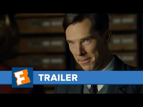 (New) The imitation game official trailer hd   trailers   fandangomovies