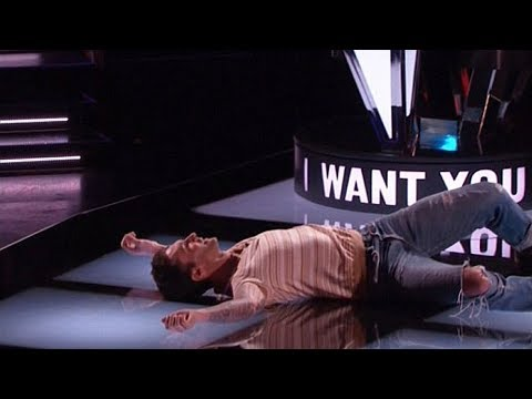 (New) Top 10 performance that made coaches fall off chairs in the voice audition 2018