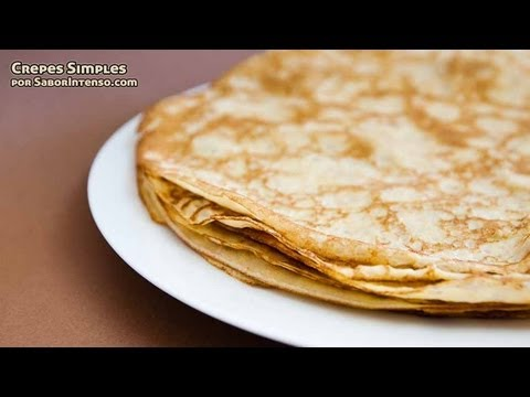 (Ver Filmes) Crepes simples