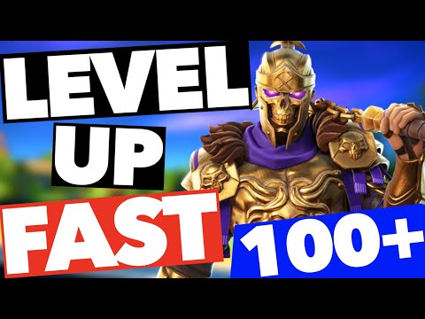 (New) How to level up fast in fortnite chapter 2 season 5 guide: fortnite how to level up fast in season 5