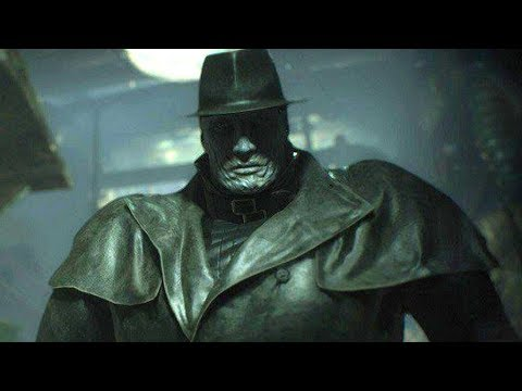 (New) How to survive mr. x in resident evil 2