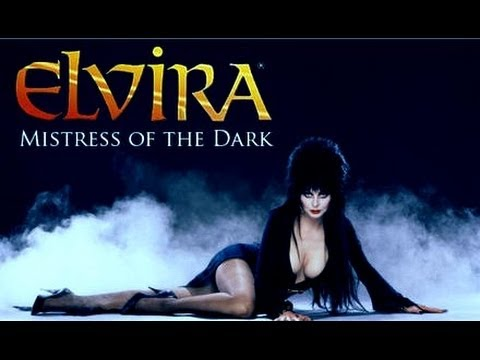 (New) Trailer: elvira, a rainha das trevas (1988)
