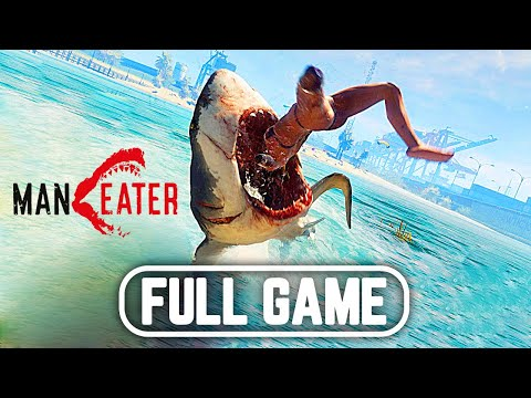 (New) Maneater gameplay walkthrough part 1 full game ps4 no commentary