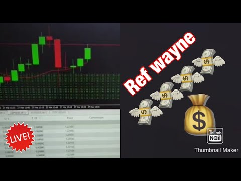 (New) Ref wayne making millions with pending orders 💸💸💸💵 trading