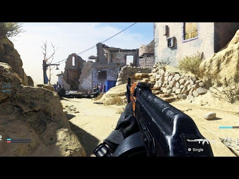 (New) 75 minutes of modern warfare multiplayer gameplay (no commentary)