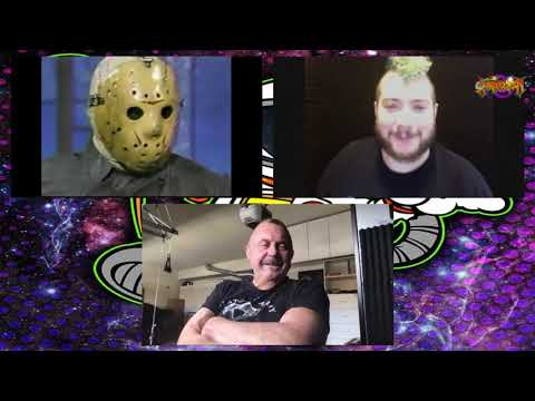 (Ver Filmes) Kane hodder | jason vorhees vs arsenio hall #astronomiconversations