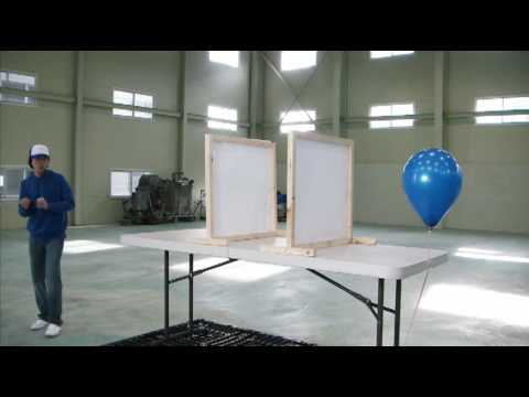 (New) Master of business card throwing