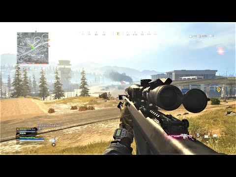 (New) Call of duty modern warfare: warzone gameplay! (no commentary)