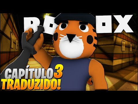 (New) Capítulo 3 do piggy book 2 traduzido! 😱 *morte da zizzy*