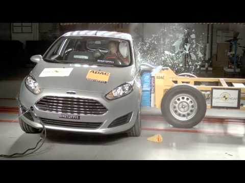 (HD) New fiesta 2014