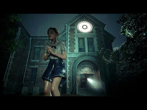 (New) What happens if sherry escapes from the orphanage? | resident evil 2 remake