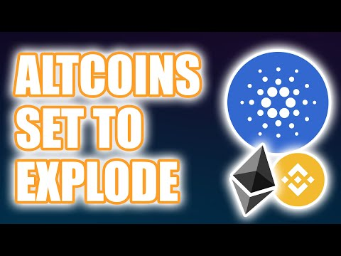 (New) Cardano ready to take off - altcoins are about to explode
