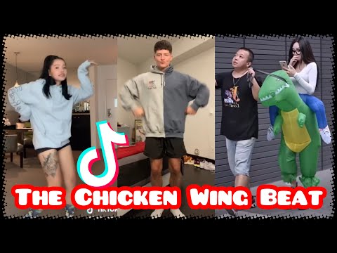 (New) The chicken wing beat tiktok compilation