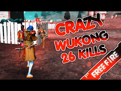 (New) [b2k] crazy gameplay sponsored by wukong 26 kills 😁