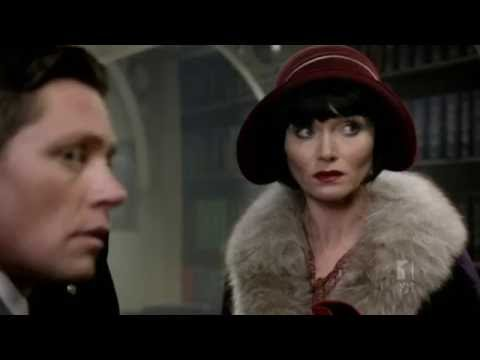 (New) Phryne jack supercut, season 1 (miss fishers murder mysteries)