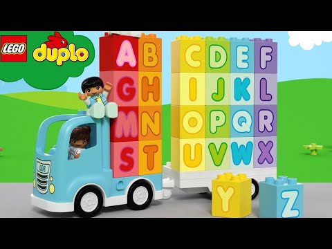(Ver Filmes) Lego alphabet abc song for toddlers | nursery rhymes | cartoons and kids songs