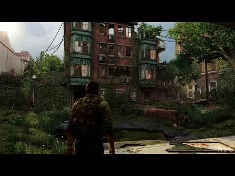 (New) The last of us remastered gameplay (ps5 uhd) [4k60fps]