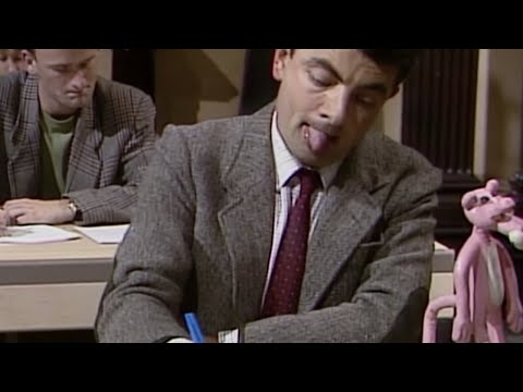 (New) The bean test | funny episodes | mr bean official