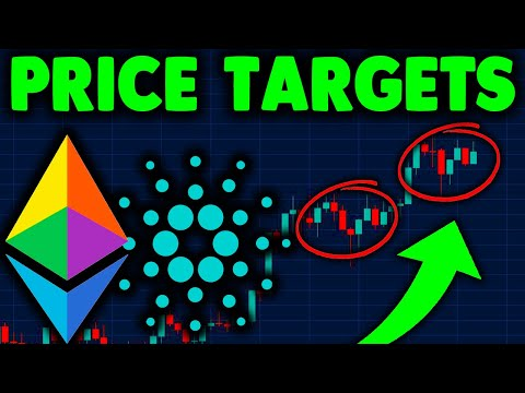 (New) New ethereum e cardano price targets revealed!! ethereum price prediction e cardano price prediction