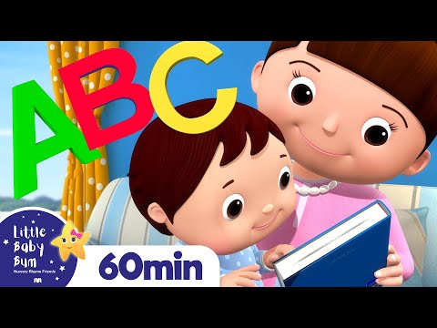 (VFHD Online) Learn abc phonics animal song +more nursery rhymes for kids | little baby bum