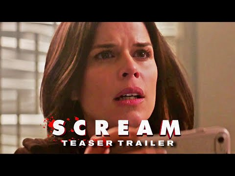 (New) Scream 5 trailer concept (2022) neve campbell horror movie