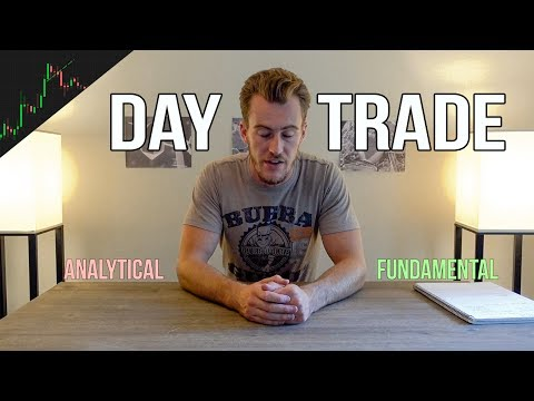 (New) How i learned to day trade in a week