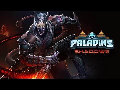 (New) Paladins - update show vod - shadows