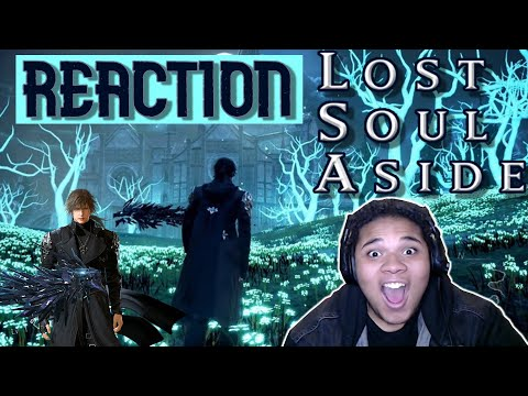 (New) Lost soul aside - 17 minutes of gameplay reaction