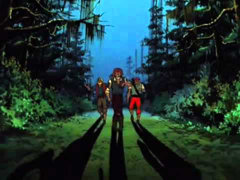 (New) Scooby doo on zombie island - its terror time again