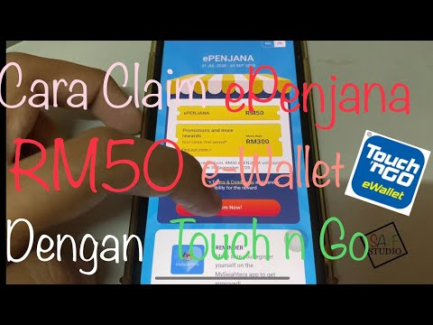 New Epenjana How To Redeem Your Rm50 E Wallet Credit From July 31