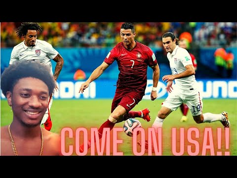 (New) Nba fan reacts to most entertaining world cup matches ever #2