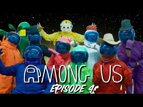 (New) Among us but its a reality show 4