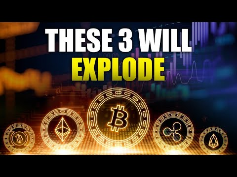 (New) These 3 altcoins are set to explode in 2021- buying these can change your life!