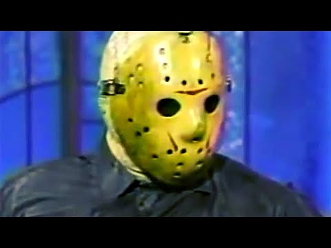 (Ver Filmes) Jason voorhees on arsenio (1989) retro horror