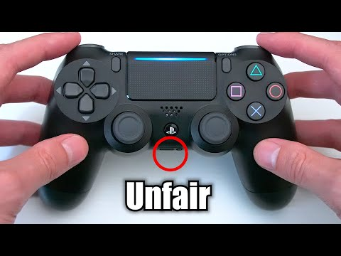 (New) Doing this will make your playstation controller completely overpowered